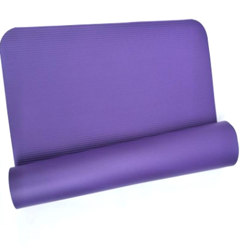 2019 new price yoga mat high quality customized logo nbr yoga mat
