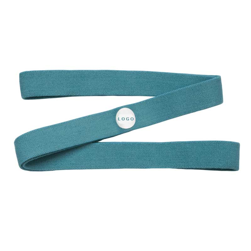 2020 New Custom printed pull up bands /208cm long resistance band / Non-Slip Fabric power bands