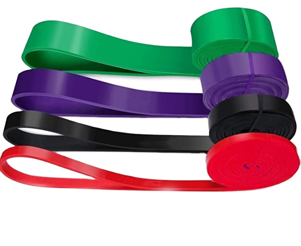 208cm length elastic Training Latex Resistance Bands