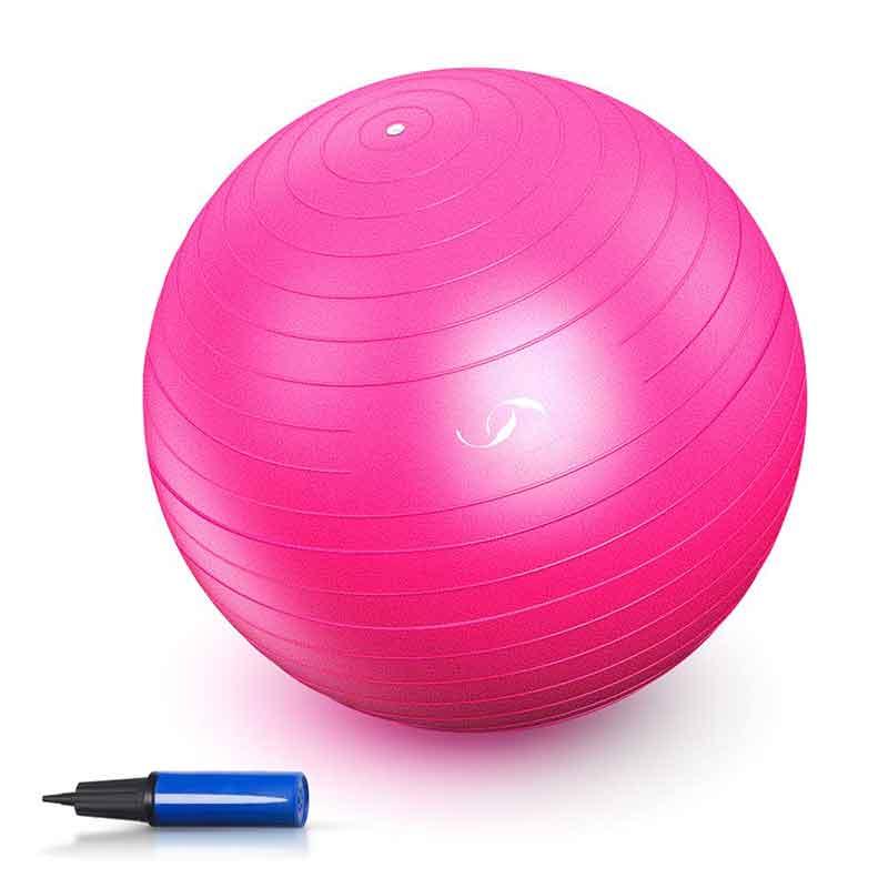 55cm - 95cm  Exercise scrub Yoga Ball Slip-Resistant Yoga Balance Stability Swiss Ball