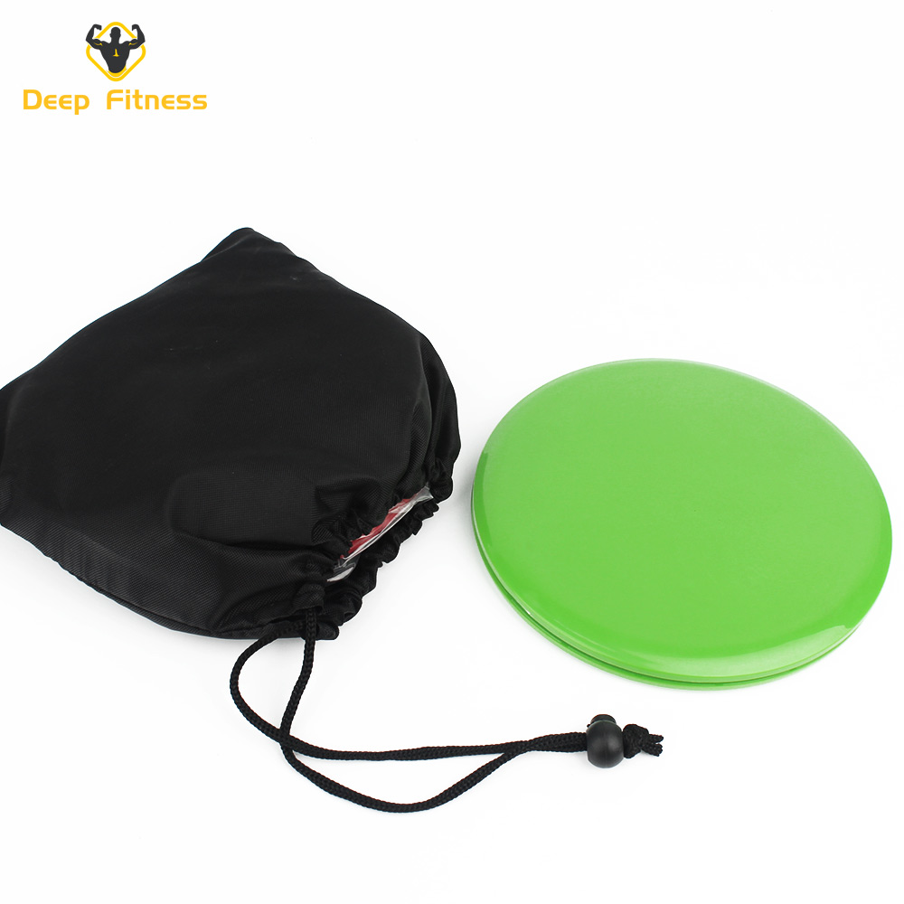 Amazon Hot Sale exercise core sliders dual sided gliding discs
