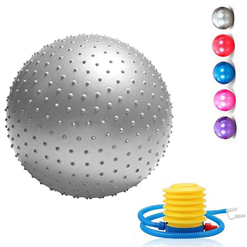 Exercise workout Ball Stability Anti Burst Yoga Ball with pump