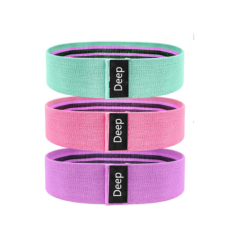 Heavy Duty Resistance Loop Hip Circle Bands booty bands