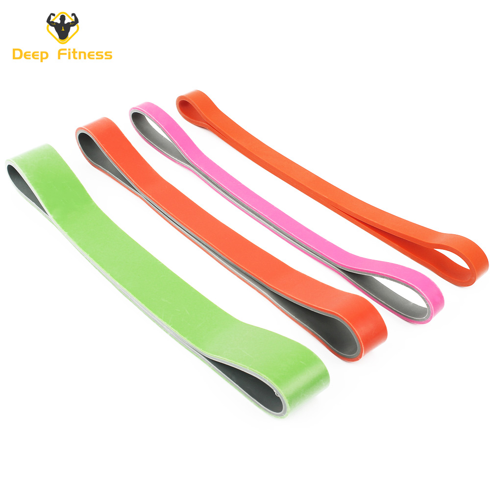 High Quality Band Loop Strong Stretching Custom Printed Bulk Resistance Bands