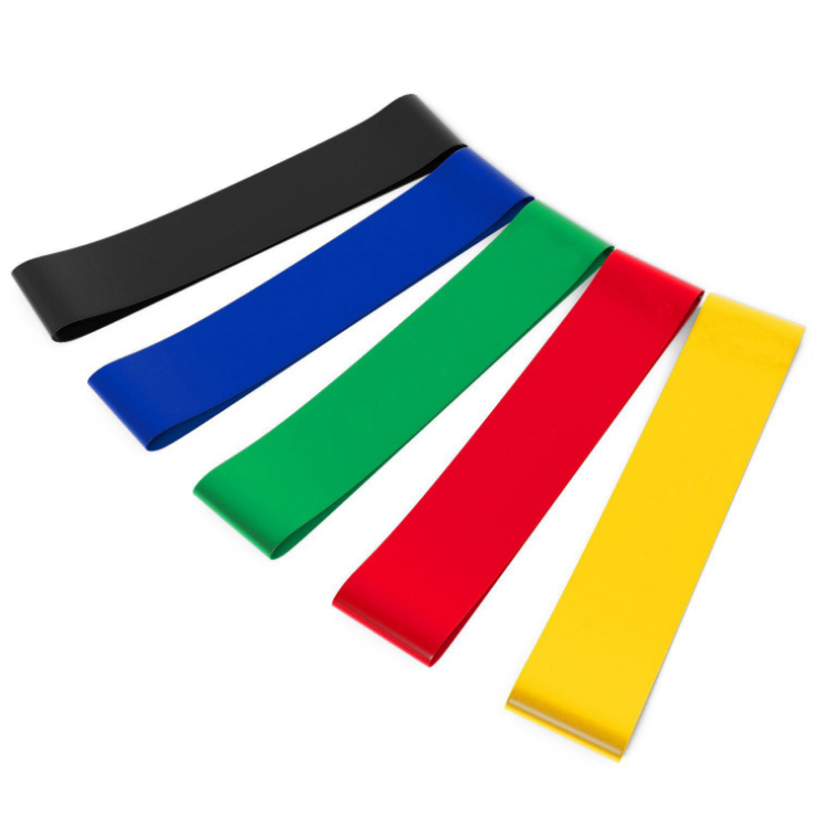 High Quality Latex Resistance Band Fitness Hip Circle Elastic Booty Resistance Bands exercise bands for Legs Strength Training