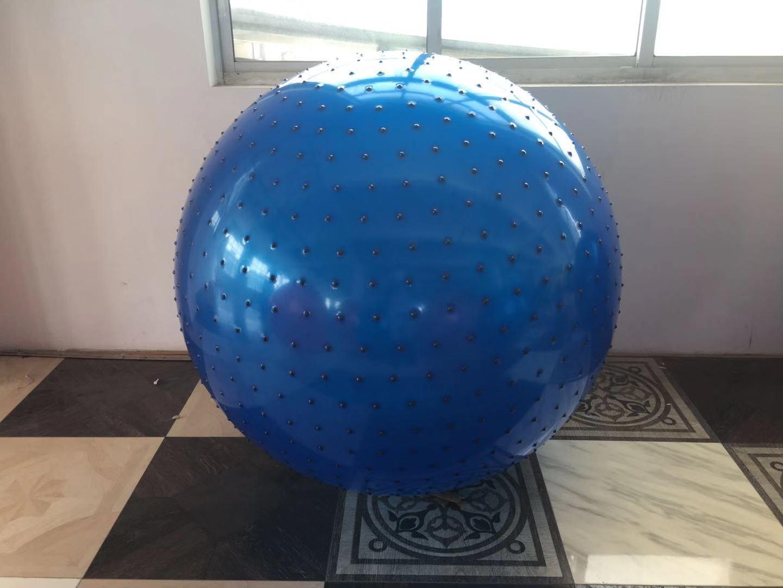 High quality Anti slip pvc mini gym exercise fitness yoga ball