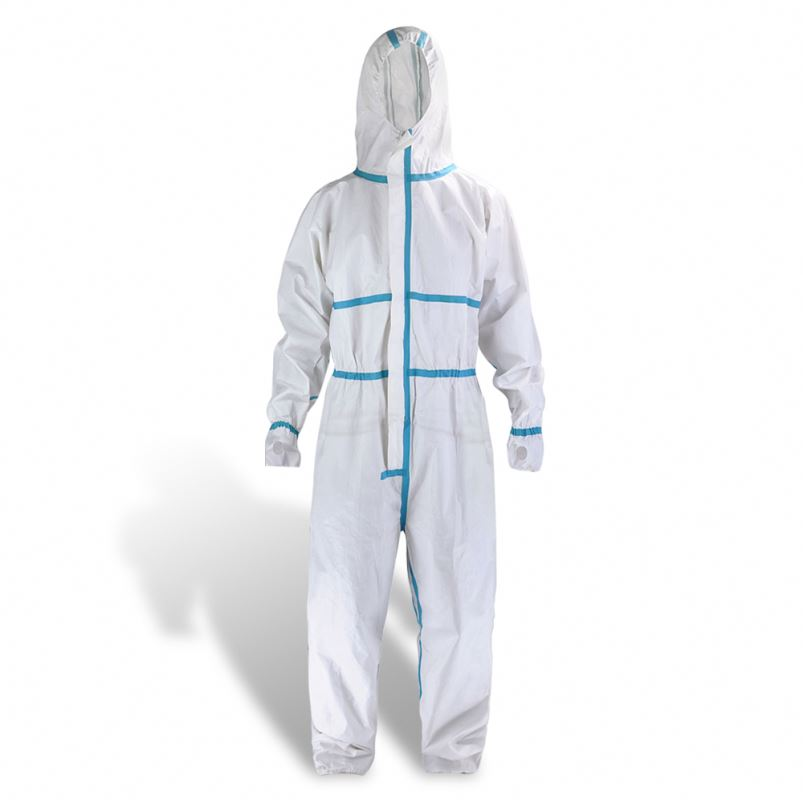 High quality medical disposable coverall clothing Protective medical use suit