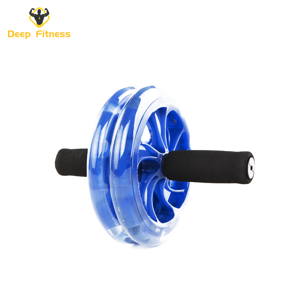 Hot sale home fitness equipment Exercise Ab Wheel