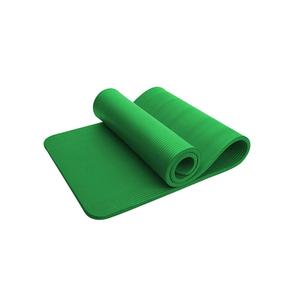 OEM china wholesale non-slip NBR yoga mat hot sale thick yoga mat