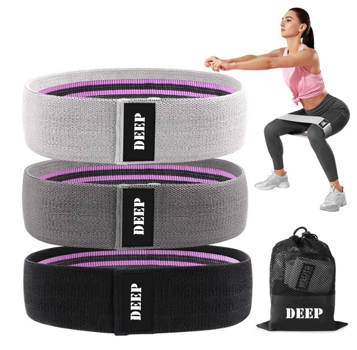 Resistance Hip Band Booty Exercise Glute band hip circle band