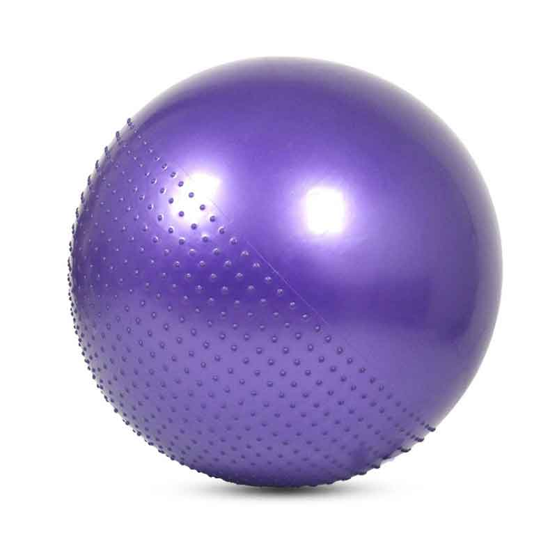 Rubber Premium Stability Fitness Balance Anti Burst Exercise Yoga Ball