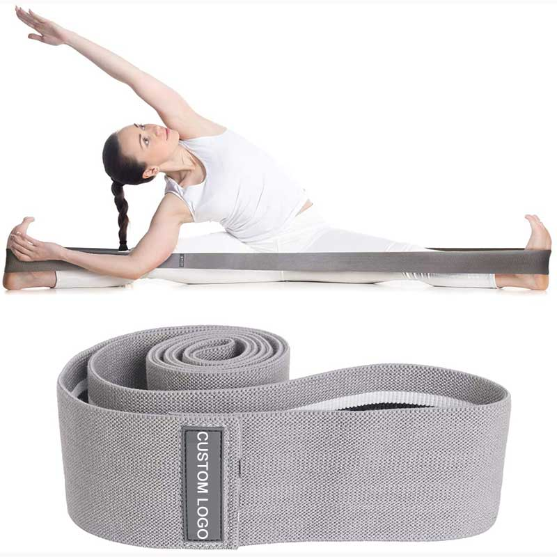 STRENGTH BODY BANDS (LONG BANDS) Fabric resistance bands