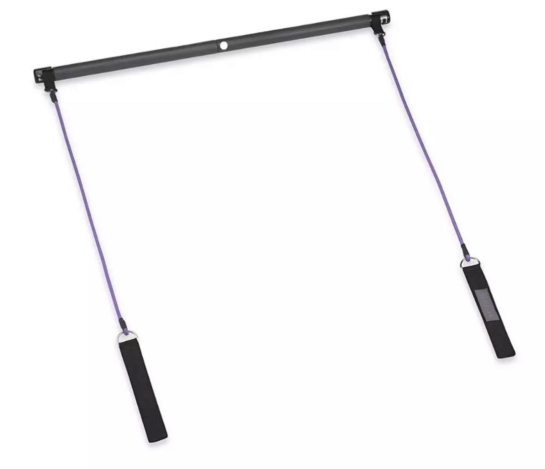 Upgrading Stretching Pilates Resistance Band Toning Bar pilates bar