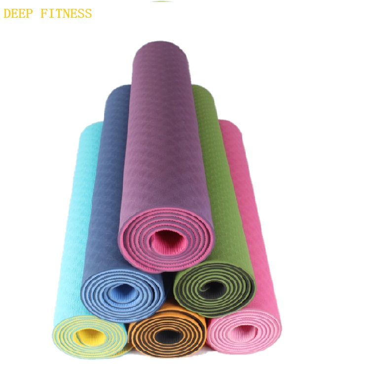 Non-Slip Exercise PVC Yoga Mat