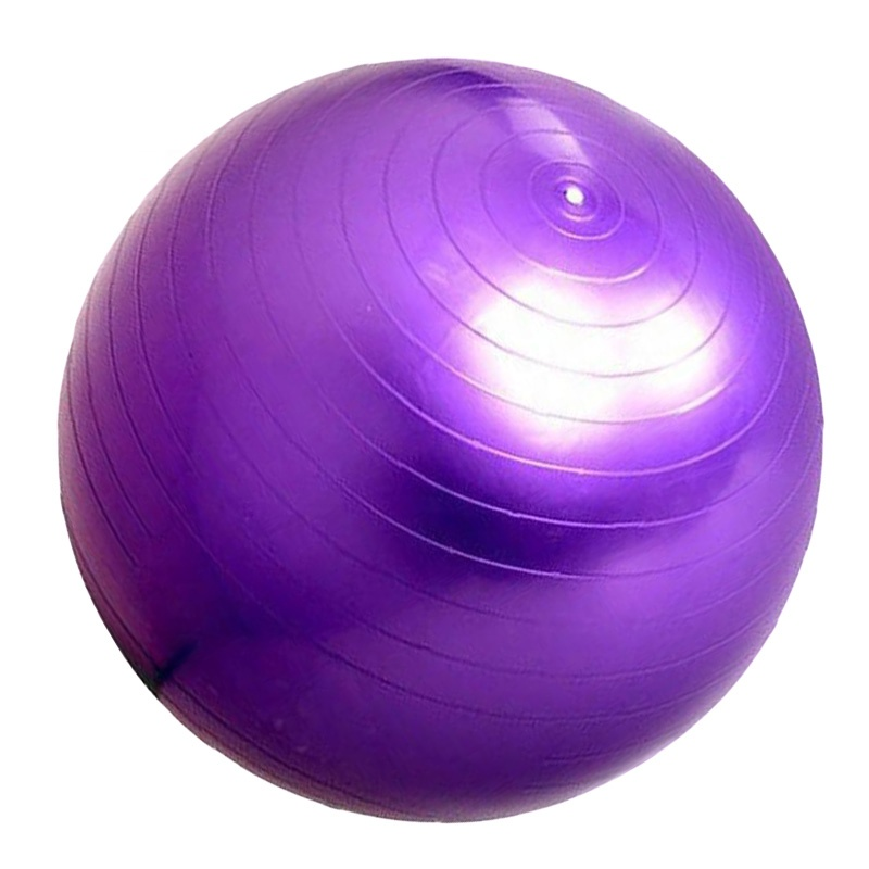 exercise balls with custom logo PVC massage yoga ball