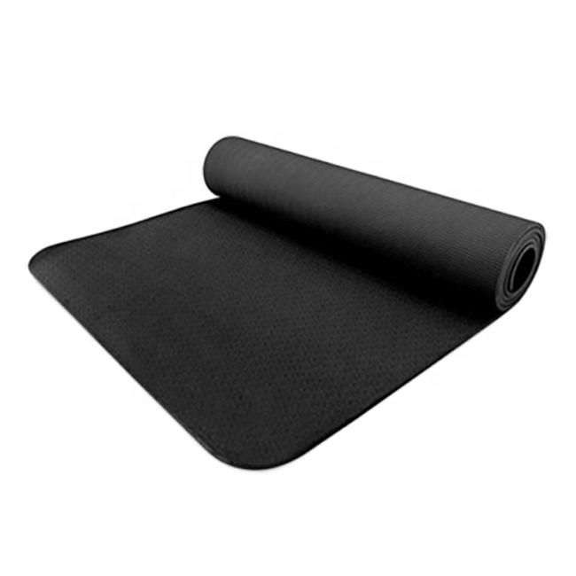 private label eco-friendly material 6mm 8mm TPE yoga mat