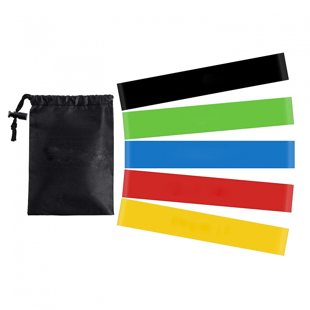 Fitness tips_resistance bands, jump rope