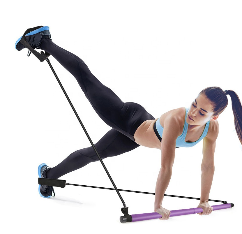 How to use Pilates stick ?