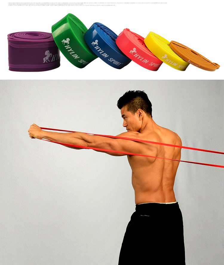 Pull Up Assist Bands - Heavy Duty Resistance Band