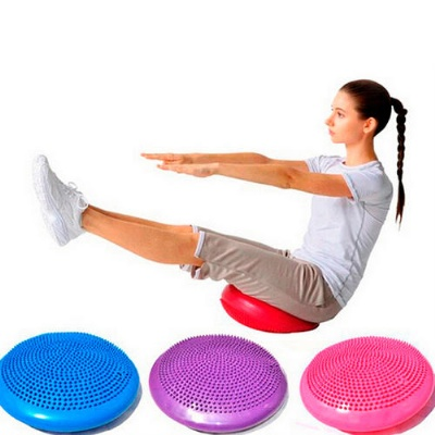 Common Balance training with Balance pad