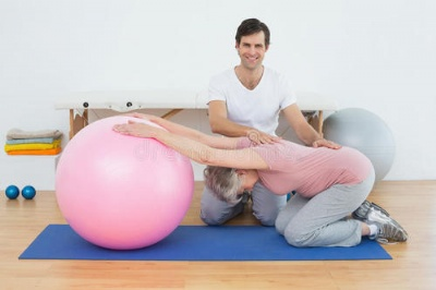 Find out what a yoga ball does in our daily life.