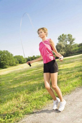 Jump rope 2000 times a day, after a month, what will happen to the body?