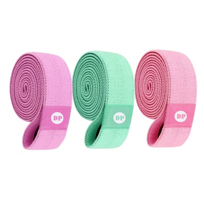 Resistance Loop Exercise Bands stretching bands workout bands for home fitness, Stretching, Therapy