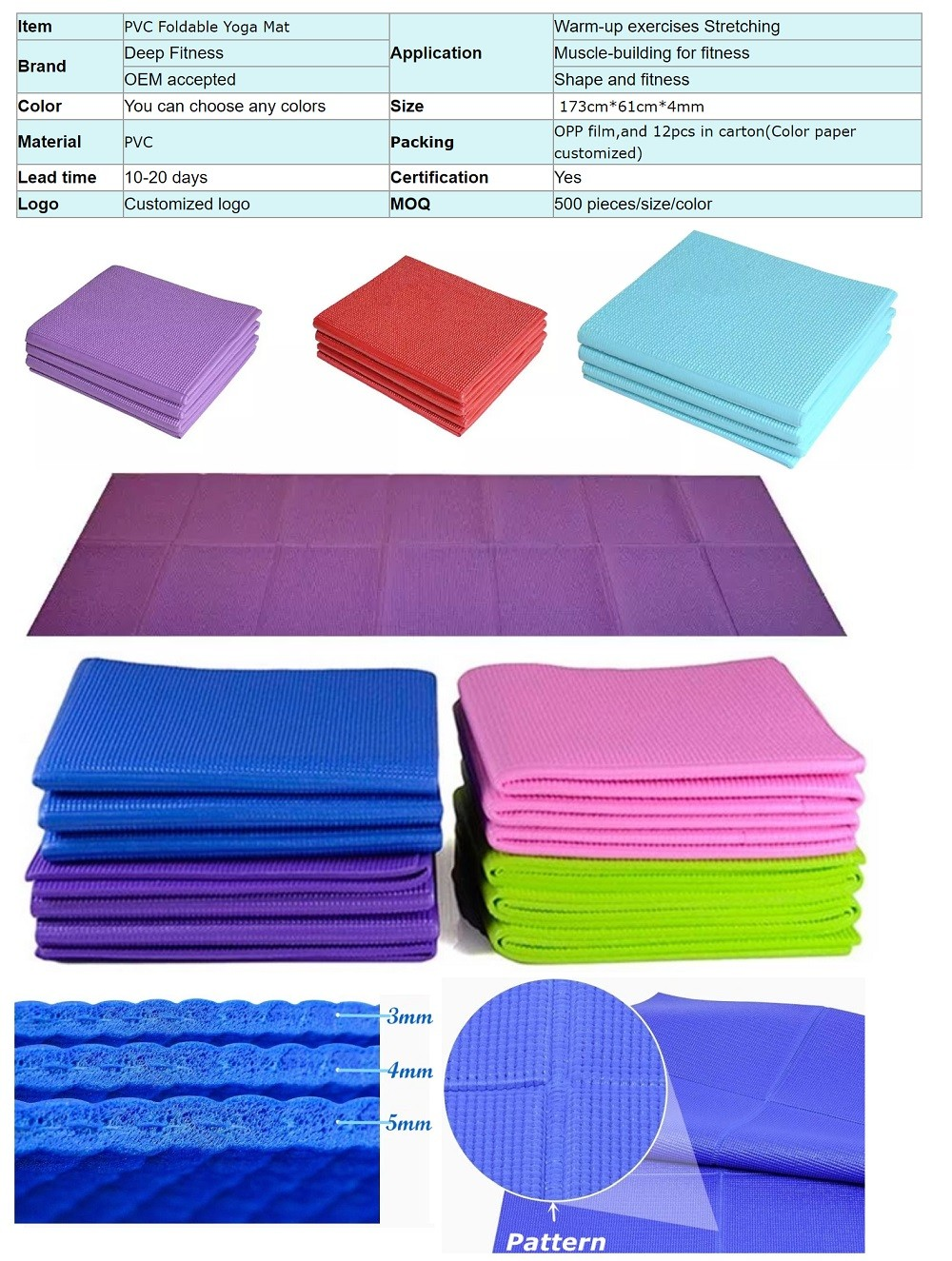 Folding Yoga Mat Gym Mats.jpg