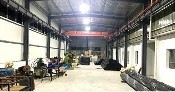 Jump rope manufacturing plant - Blacksmithshop