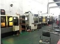Jump rope manufacturing plant - Moldmaking 1