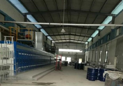 Resistance band manufacturing plant 2