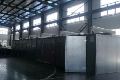 Resistance band manufacturing plant 4
