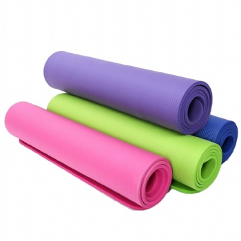 ​Custom printed NBR yoga mats fitness yoga mat eco friendly YOGA MATT