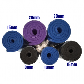 ​Gymnastics Eco Friendly Yoga Matt Manufacturer  Fitness NBR Pilates Yoga Mat