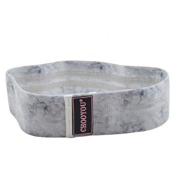 2020 Amazon hot sell Custom print design hip band circle bands resistance fabric hip band
