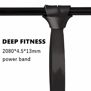 2080 Latex Heavy Fitness Pull Up Resistance Loop Band power band Pakistan
