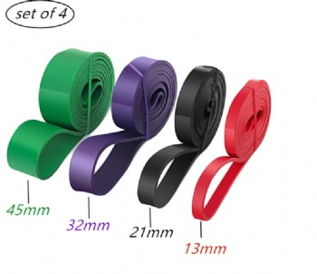 41'' Circumference 4.5mm thickness Resistance power Bands