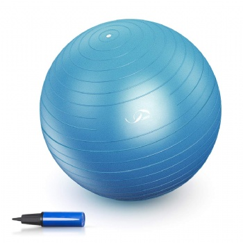 55cm - 95cm Scrub yoga balance ball Slip-Resistant gym Exercise ball Stability Swiss Ball
