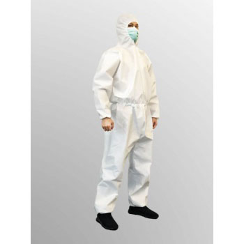 China Factory Protective clothing Sterilized Coverall Protection Suit