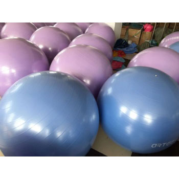 Cloud Yoga Ball pilates Kids Exercise Balls Fitness Pilates