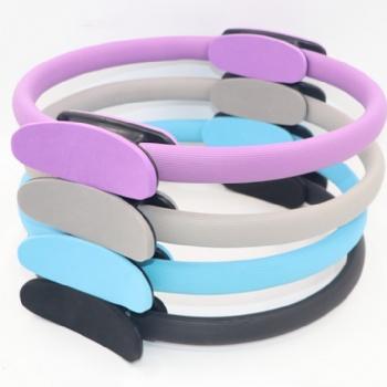 Custom logo wholesale EVA pilates ring fitness magic circle
