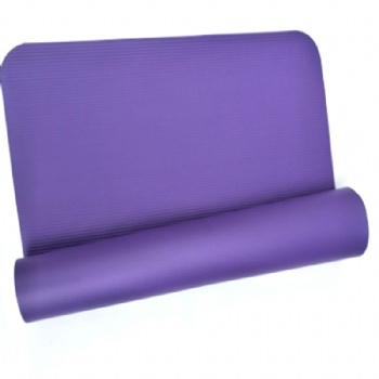 Customized LOGO yoga mat  ECO friendly PVC TPE NBR Yoga Mat