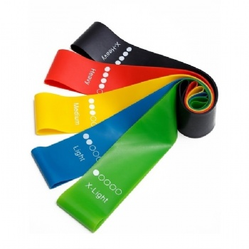 Exercise Fitness Resistance Band Mini Loop Bands That Perform Better When Working Out at Home or The Gym