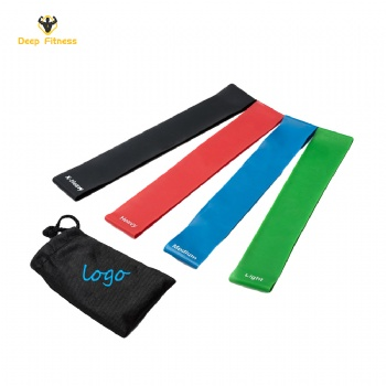 Exercise Workout 5pcs loop resistance bands set