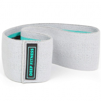 Fabric Resistance Bands Exercise Set of 3 Booty Bands