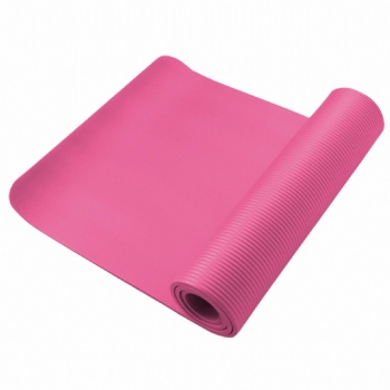 High Density NBR yoga mat 1/2-Inch Extra Thick yoga mat with carry bag