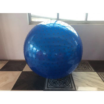 High quality Anti slip pvc mini gym exercise fitness yoga ball