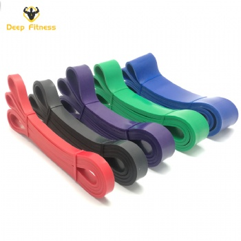 Hot sale Powerlifting Heavy Duty Resistance Pull Up Resistance Bands