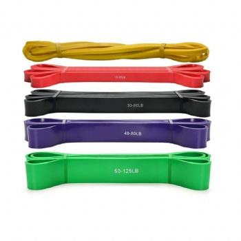 Latex Resistance Power Bands with Handles/ Heavy Duty Pull up Assist Bands/ Stretch Bands