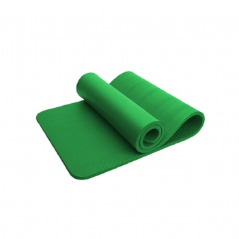 OEM china wholesale non-slip NBR yoga mat hot sale thick yoga mat